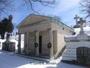 McGraw - Van Lill Mausoleum