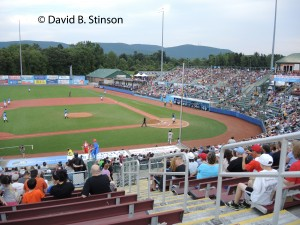 Dutchess Stadium, Home of the Hudson Valley Renegades