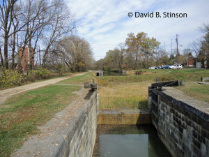 C&O Canal Lock 44, Williamsport, Maryland